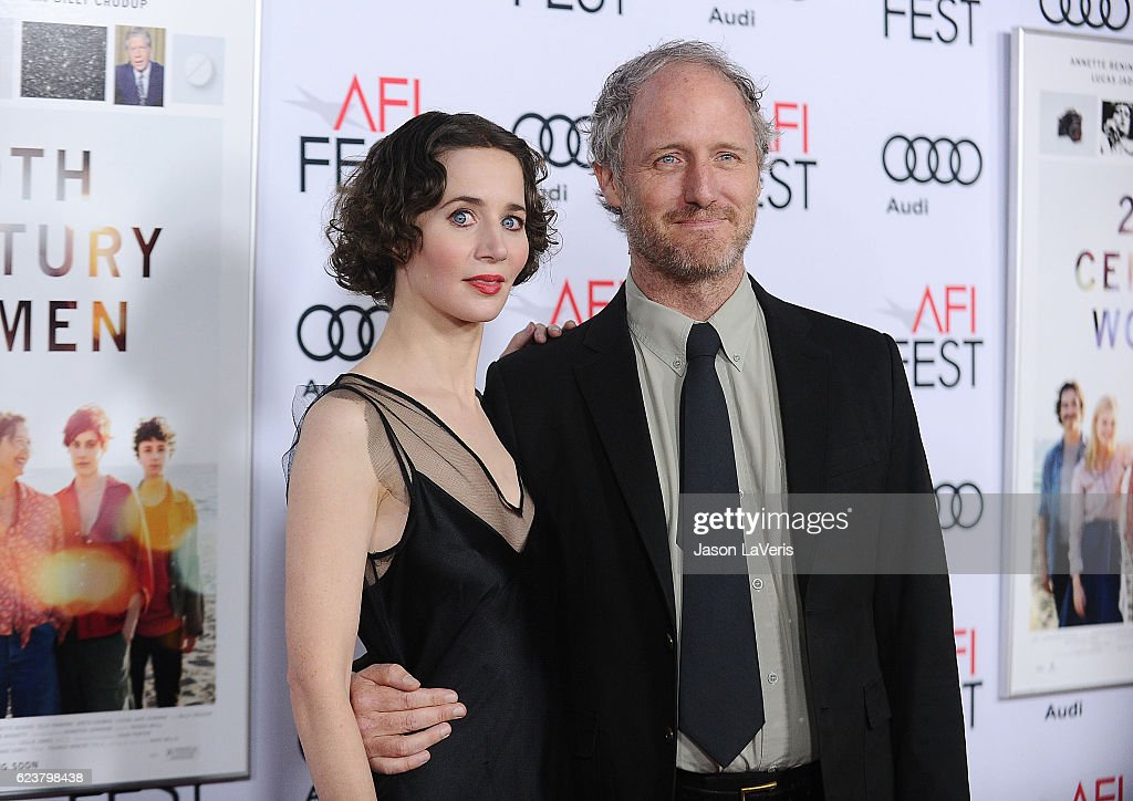 Miranda July and Mike Mills attend a screening of '20th Century Women' at the 2016 AFI Fest at TCL Chinese Theatre on November 16, 2016 in Hollywood, California.