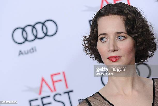 Miranda July attends a screening of '20th Century Women' at the 2016 AFI Fest at TCL Chinese Theatre on November 16 2016 in Hollywood California