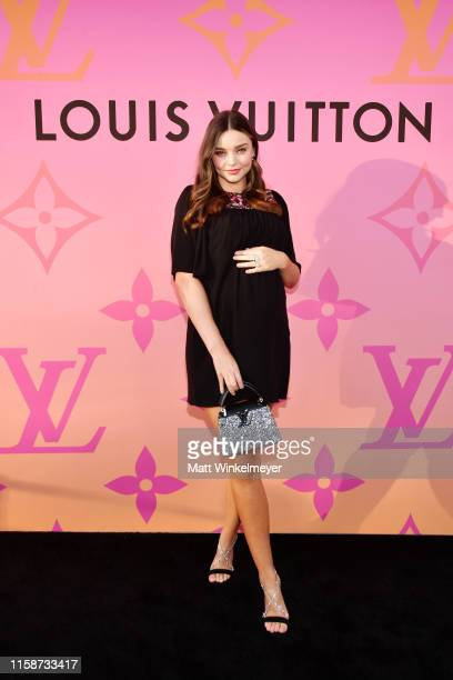 Miranda Kerr attends Louis Vuitton X Opening Cocktail on June 27, 2019 in Beverly Hills, California.