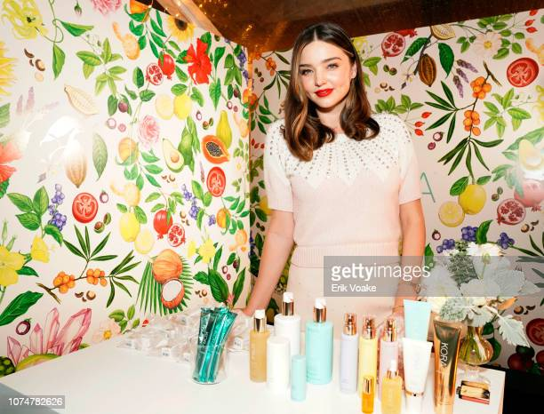 Miranda Kerr attends the Launch of Pop Shops at The Grove on November 29 2018 in Los Angeles California