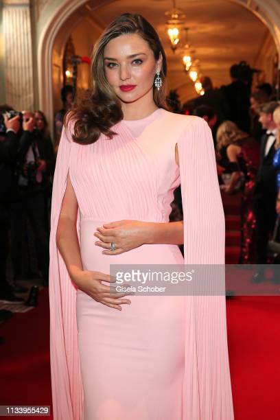 Miranda Kerr during the GrunerJahr Spa Awards at Brenners ParkHotel Spa on March 30 2019 in BadenBaden Germany