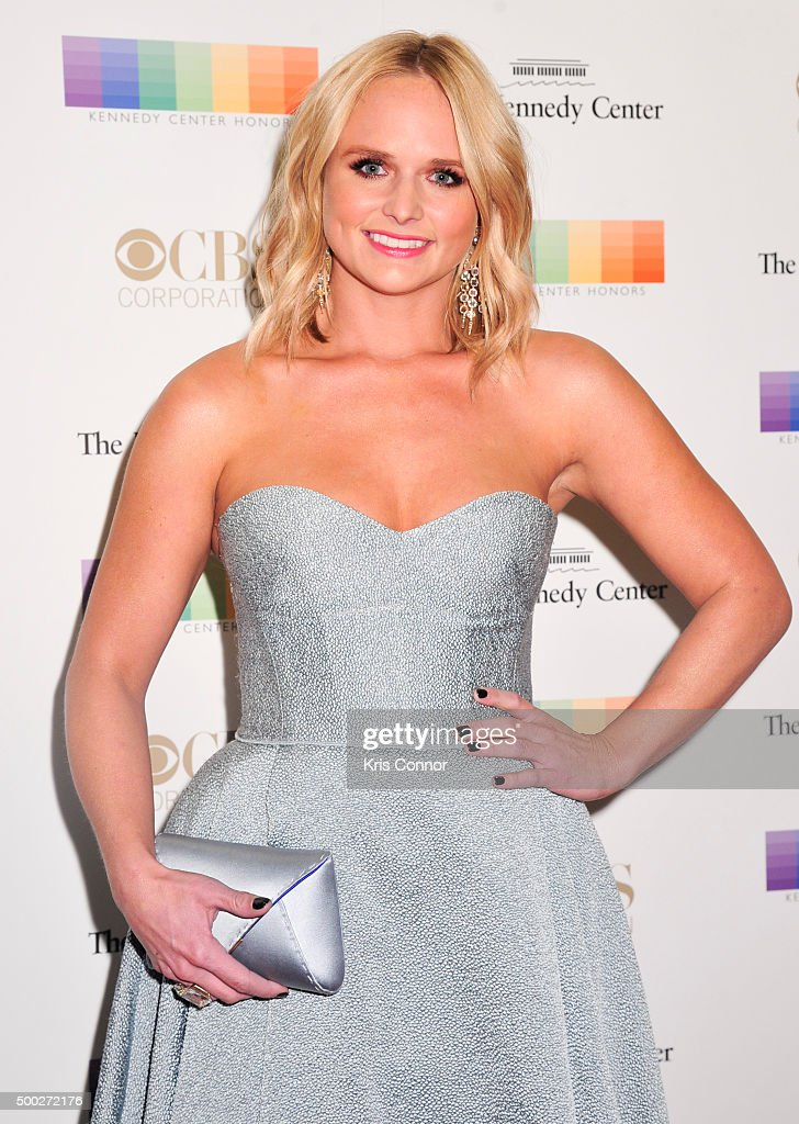 Miranda Lambert arrives at the 38th Annual Kennedy Center Honors Gala at the Kennedy Center for the Performing Arts on December 6, 2015 in Washington, DC.