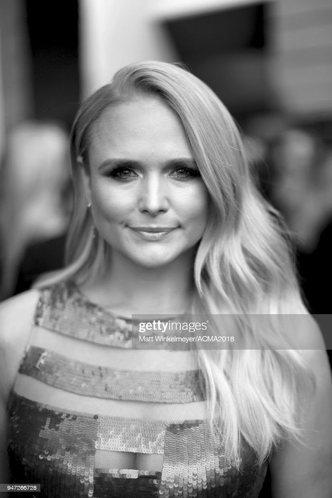 Miranda Lambert attends the 53rd Academy of Country Music Awards t on April 15, 2018 in Las Vegas, Nevada.