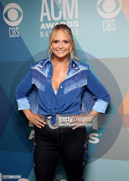 Miranda Lambert attends the 55th Academy of Country Music Awards at the Bluebird Cafe on September 16, 2020 in Nashville, Tennessee. The ACM Awards...