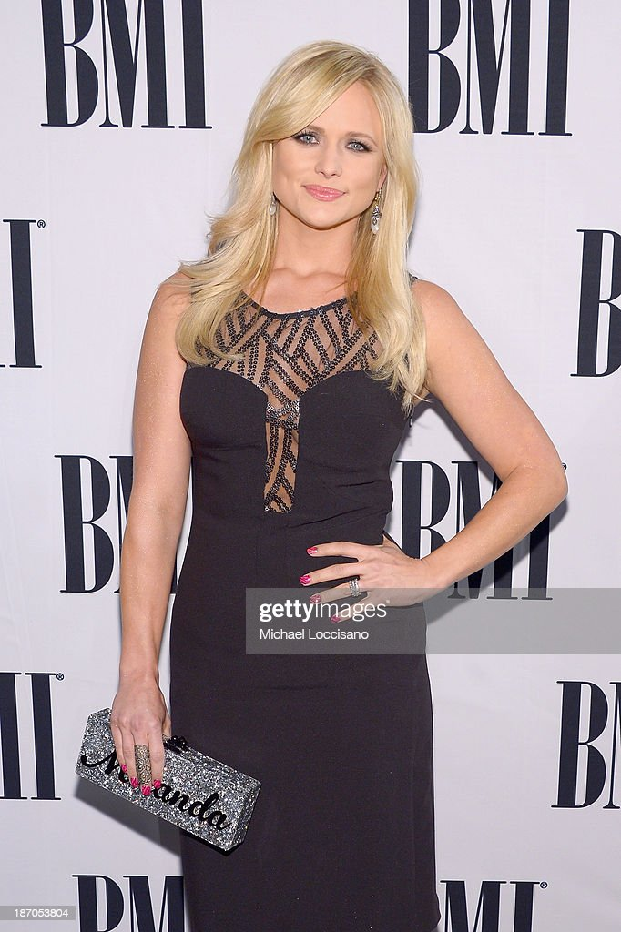 Miranda Lambert attends the 61st annual BMI Country awards on November 5, 2013 in Nashville, Tennessee.