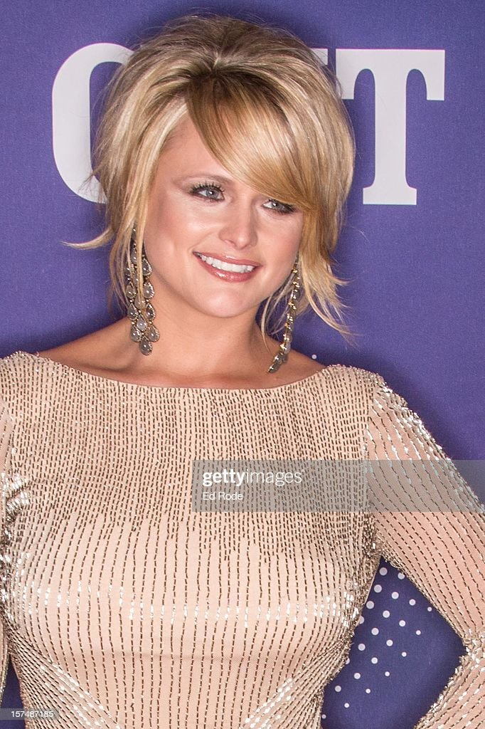 Miranda Lambert attends the CMT Artist of the Year Awards at The Factory At Franklin on December 3, 2012 in Franklin, Tennessee.