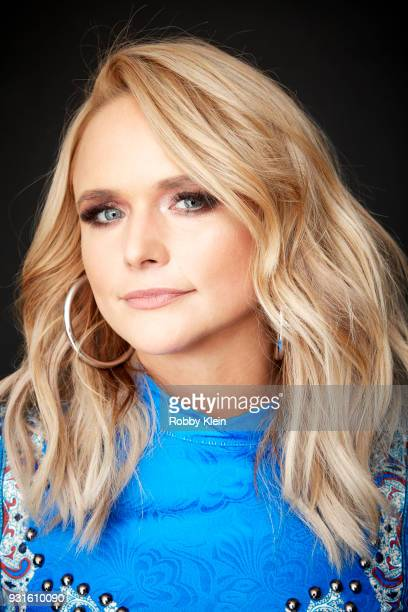 Miranda Lambert poses for a portrait at the 60th Annual GRAMMY Awards I'm Still Standing A GRAMMY Salute To Elton John at The Theater at Madison...