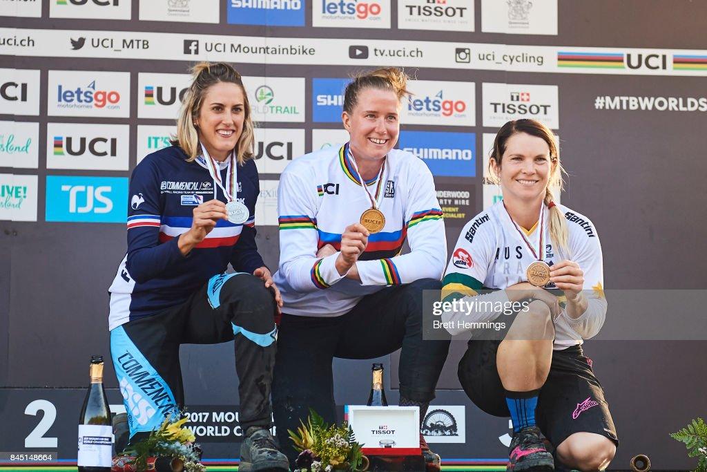 2017 Mountain Bike World Championships : Photo d'actualité