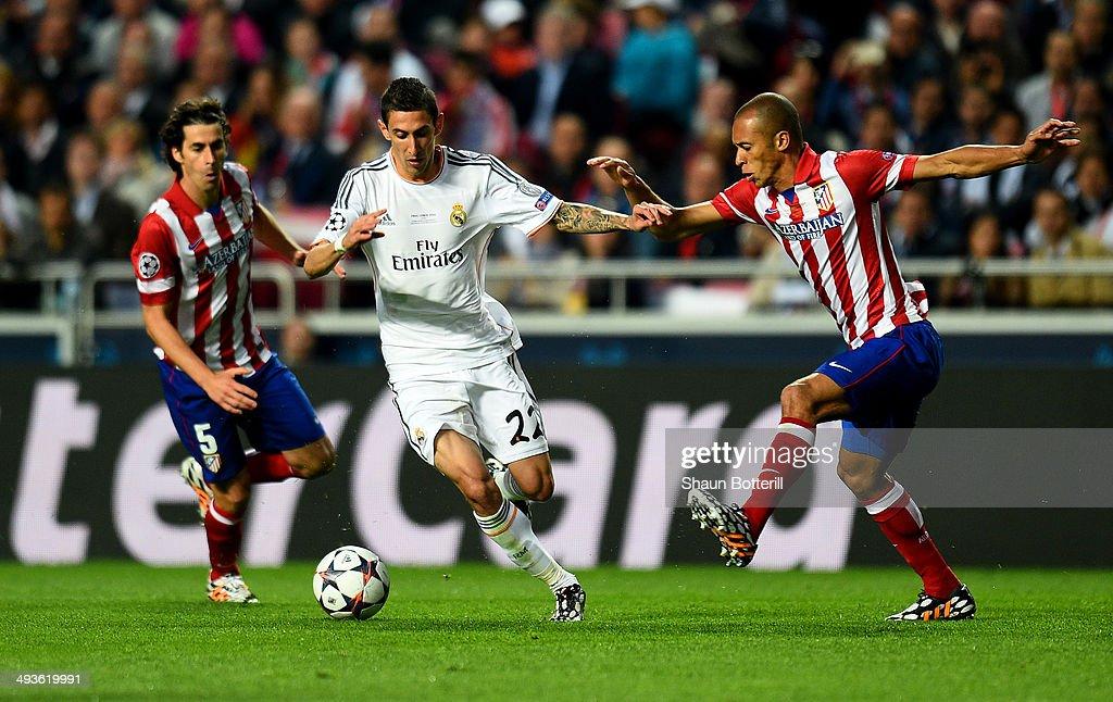 Real Madrid v Atletico de Madrid - UEFA Champions League Final : Photo d'actualité