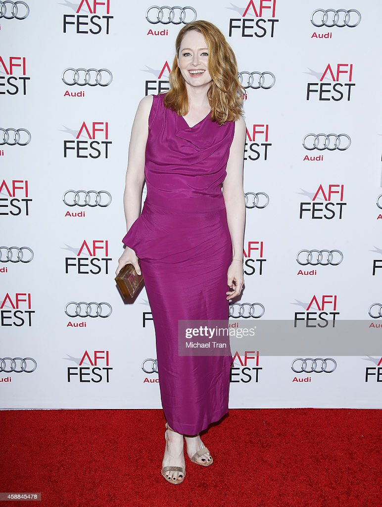"""AFI FEST 2014 Presented By Audi - """"The Homesman"""" Premiere"""