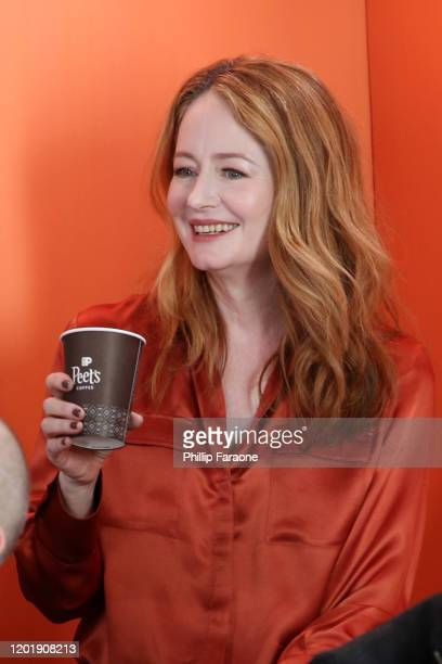 Miranda Otto attends The Vulture Spot presented by Amazon Fire TV 2020 at The Vulture Spot on January 25 2020 in Park City Utah