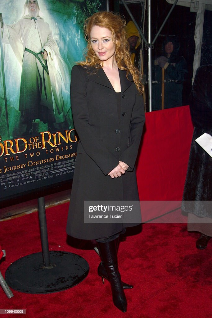 """""""Lord of the Rings: Two Towers"""" Premiere"""