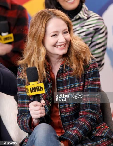 Miranda Otto of 'Downhill' attends the IMDb Studio at Acura Festival Village on location at the 2020 Sundance Film Festival – Day 2 on January 25...