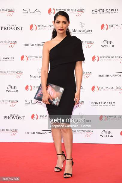 Miranda Rae Mayo attends the 57th Monte Carlo TV Festival Opening Ceremony on June 16 2017 in MonteCarlo Monaco