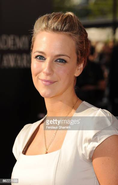 Miranda Raison attends the British Academy Television Awards 2009 at the Royal Festival Hall on April 26 2009 in LondonEngland