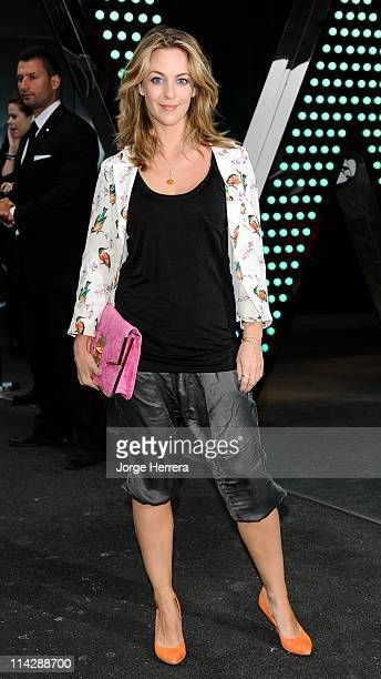 Miranda Raison attends the Marie Claire Inspire and Mentor party in association with the Prince's Trust at the W Hotel Leicester Square on May 17...