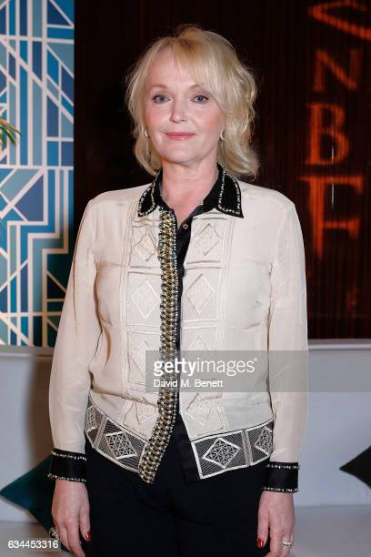 Miranda Richardson attends the Newport Beach Film Festival Honours at Bvlgari Hotel on February 9 2017 in London United Kingdom