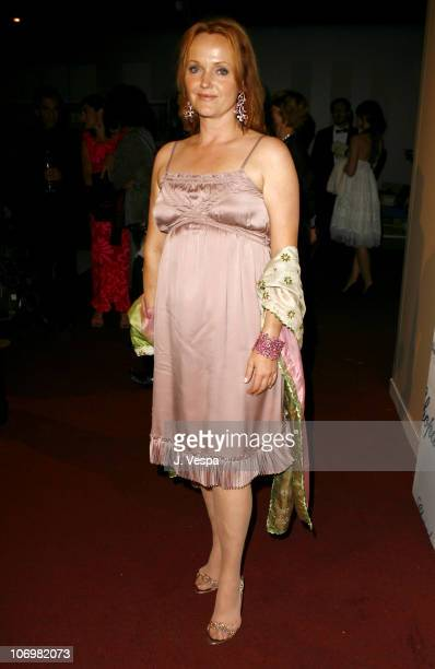 Miranda Richardson during 2006 Cannes Film Festival 'Paris J 'Taime' After Party at Unifrance Terrace in Cannes France