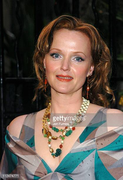 Miranda Richardson during 50th Annual BAFTA Television Awards Outside Arrivals at Grosvenor House in London United Kingdom
