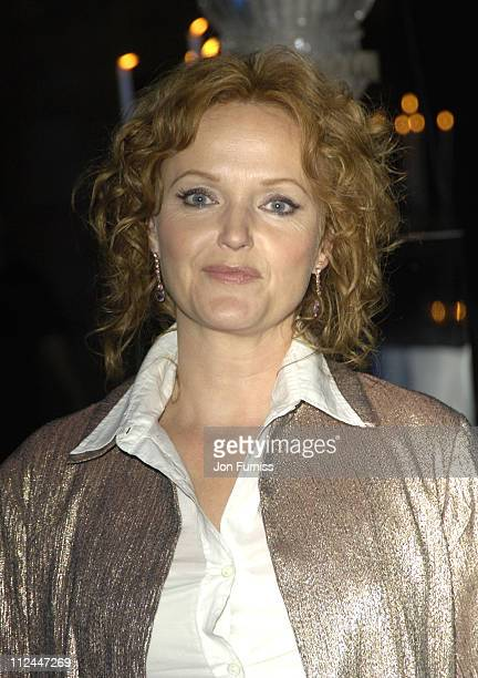 Miranda Richardson during 'Harry Potter and the Goblet of Fire' London Premiere After Party at Natral History Museum in London Great Britain