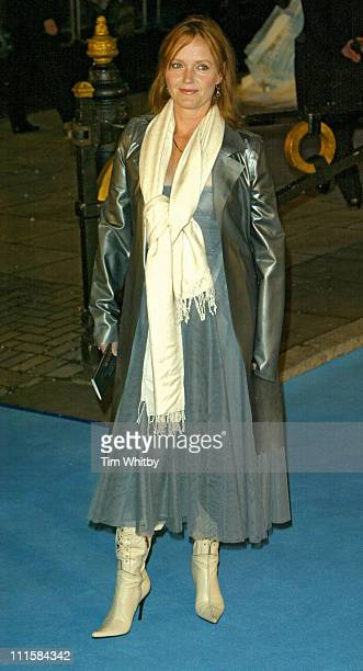 Miranda Richardson during 'The Chronicles of Narnia The Lion The Witch and the Wardrobe' London Premiere Outside Arrivals at Royal Albert Hall in...