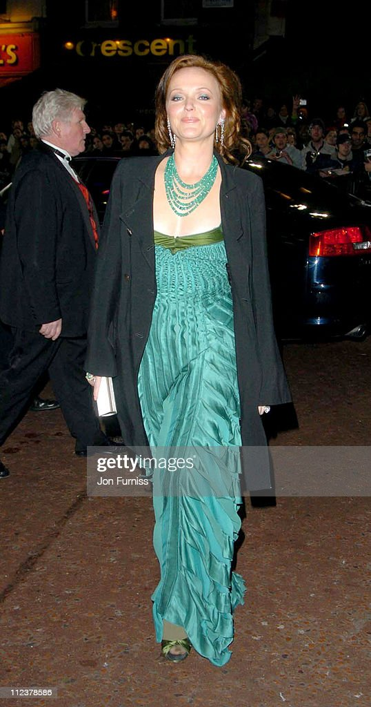 Miranda Richardson during 'The Phantom of the Opera' London Premiere - Arrivals at Odeon Leicester Square in London, England, Great Britain.
