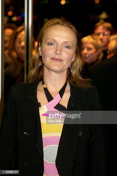 Miranda Richardson during The Times BFI London Film Festival 2003 'A Mighty Wind' Screening at Odeon West End in London United Kingdom