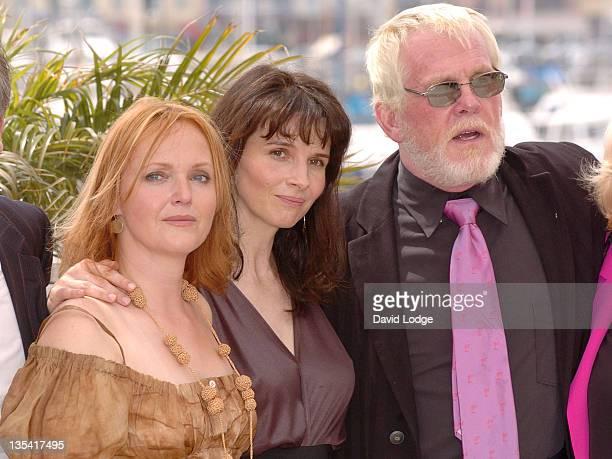 Miranda Richardson Juliette Binoche and Nick Nolte