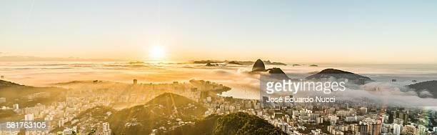 Mirante Dona Marta, Rio de Janeiro, Brasil