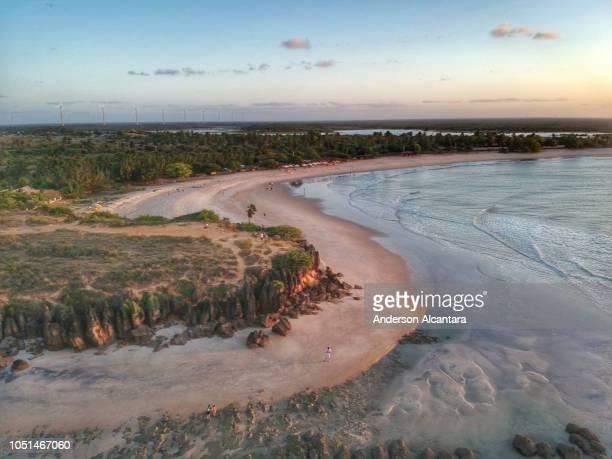 Mirante, Praia de Tourinhos