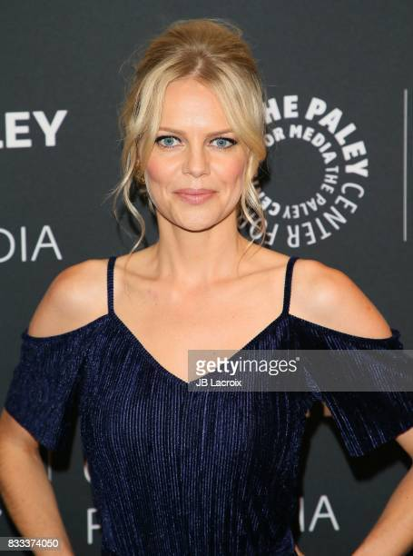 Mircea Monroe attends the 2017 PaleyLive LA Summer Season Premiere Screening And Conversation For Showtime's 'Episodes' at The Paley Center for Media...
