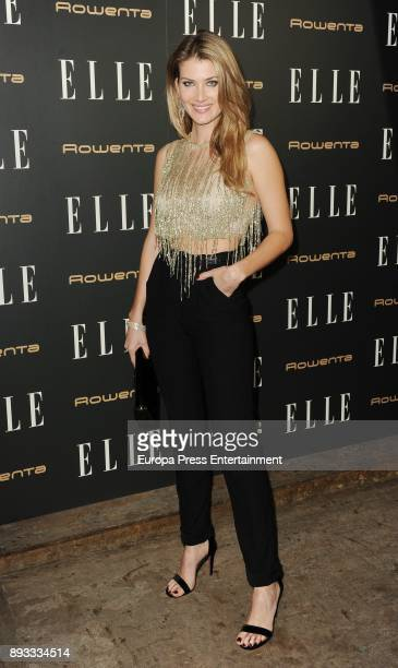 Mireia Lalaguna attends Elle Christmas Party on December 13 2017 in Madrid Spain