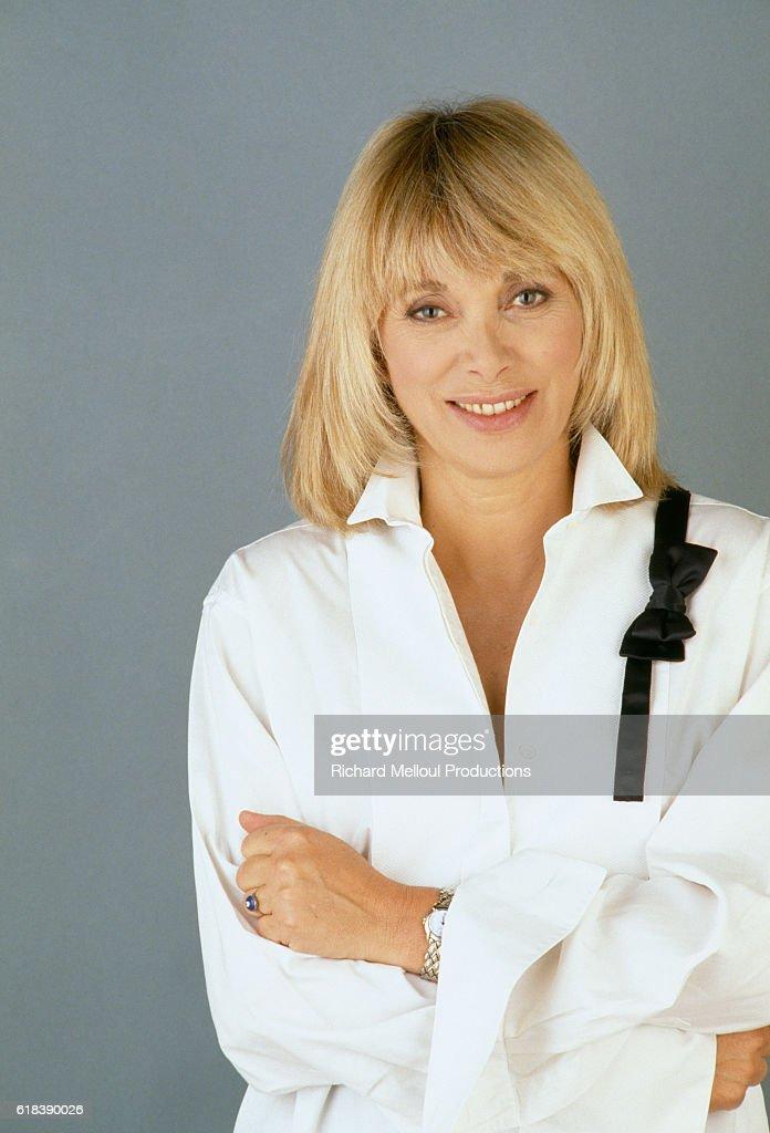 Mireille Darc : Photo d'actualité