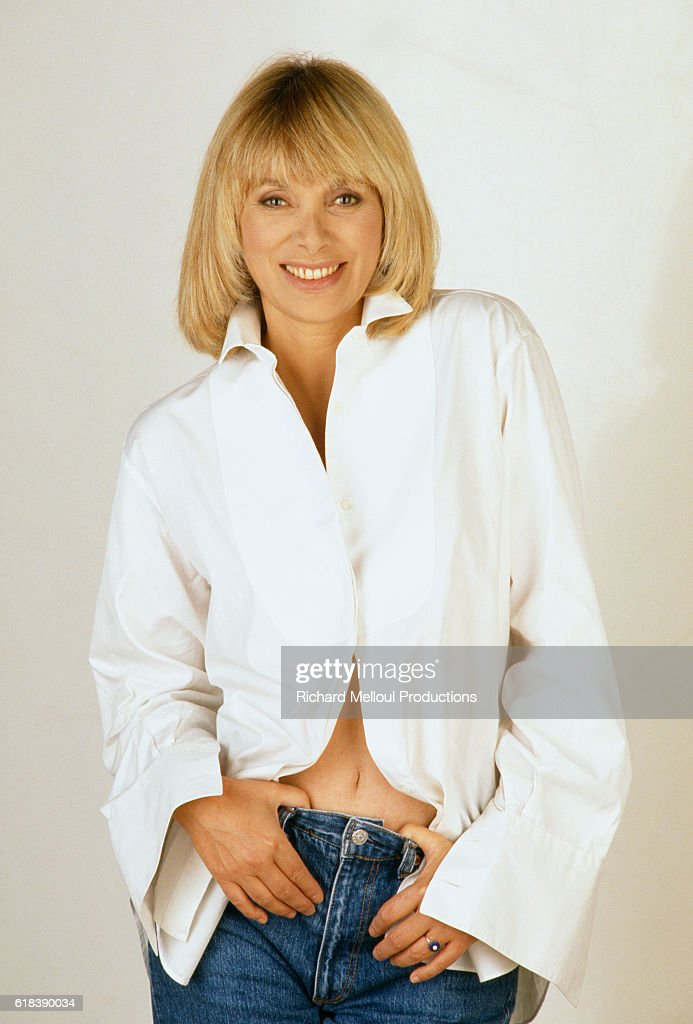 Mireille Darc : Photo d'actualité