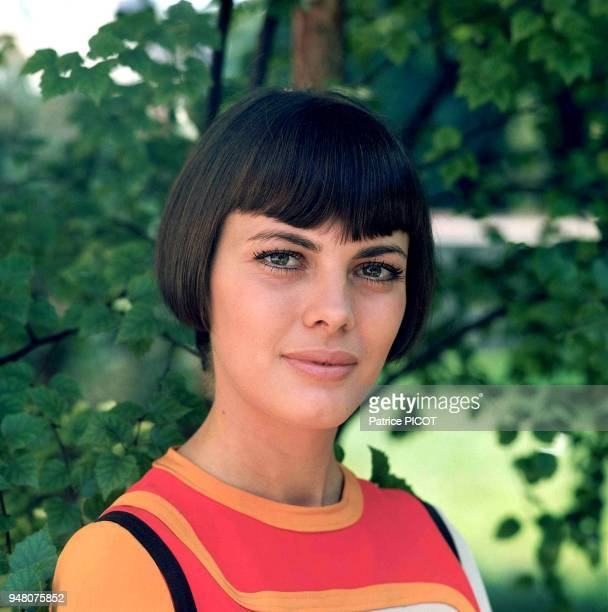 Mireille Mathieu, 1969.
