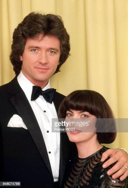 Mireille Mathieu et Patrick Duffy 1982