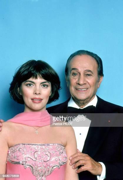Mireille Mathieu et Tino Rossi 1979