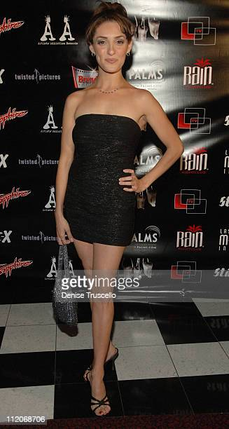 Mirelly Taylor during Saw III Special Screening Red Carpet Arrivals at Brenden Theatres at The Palms Hotel and Casino A Maloof Resort in Las Vegas...