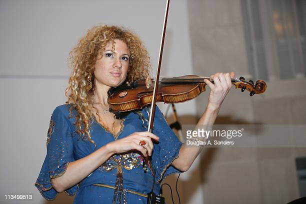 """Miri Ben-Ari during """"Children Uniting Nations Second Annual National Conference"""" at Woodrow Wilson International Center for Scholars in Washington,..."""