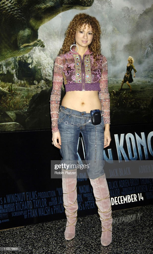 """King Kong"" New York City Premiere"