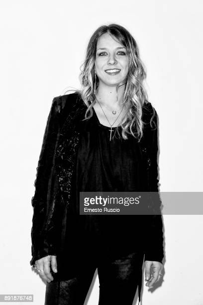 Miriam Catania attends Simone Belli Christmas Beauty Day on December 13 2017 in Rome Italy