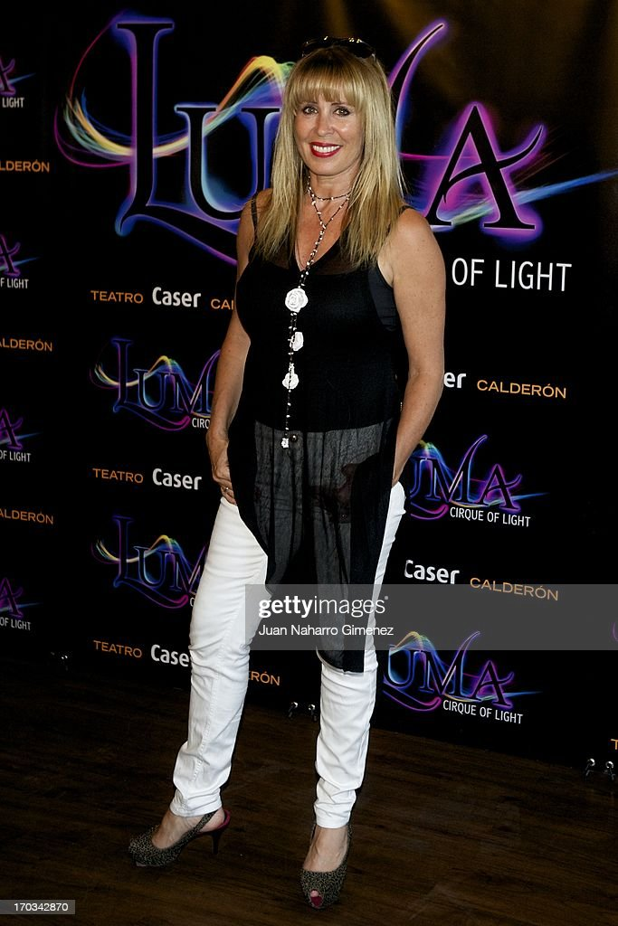 'Luma Cirque of Light' Madrid Premiere