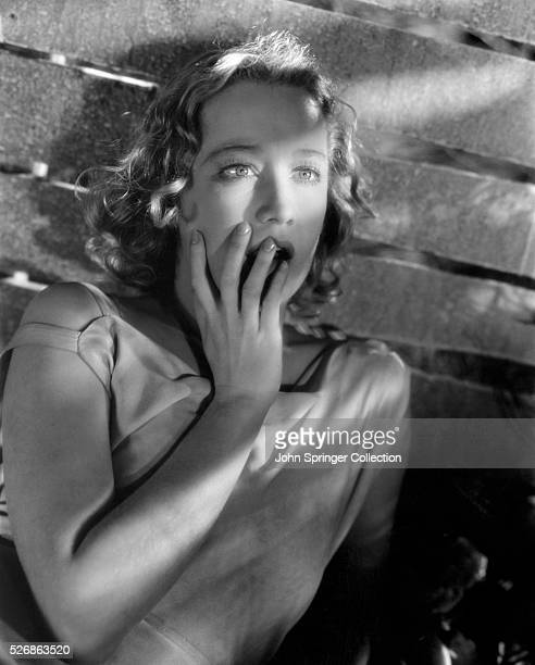 Miriam Hopkins played the title role in this controversial drama
