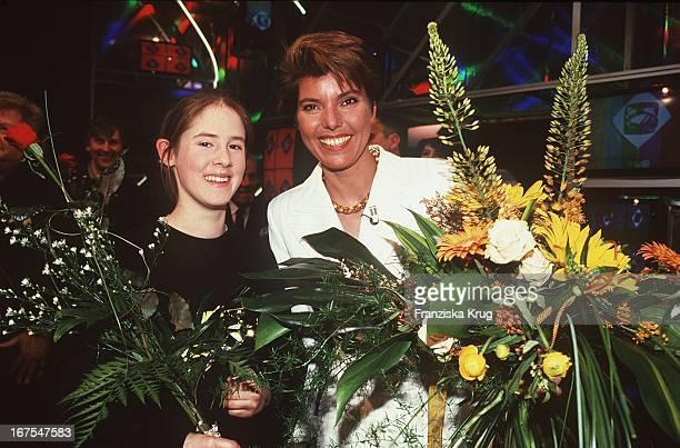 "Miriam Horwitz + Bettina Böttinger Bei ""Adolf Grimme Preis"" 210397"