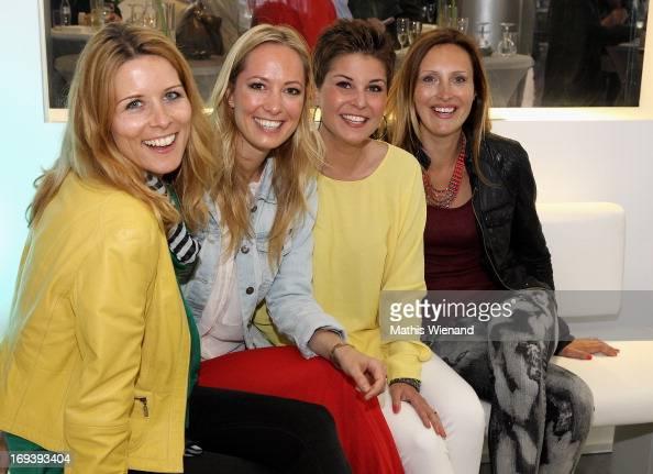 Angela Finger Erben: Miriam Lange, Angela Finger-Erben, Vanessa Blumhagen And