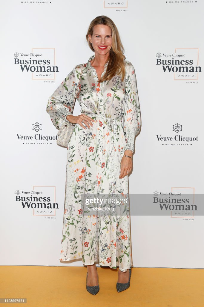 DEU: Veuve Clicquot Business Woman Award 2019