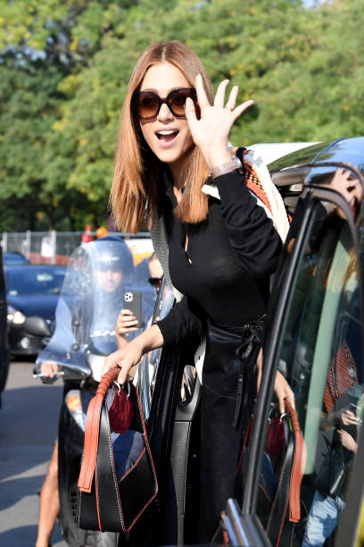 ITA: Tod's - Outside Arrivals - Milan Fashion Week - Spring / Summer 2022