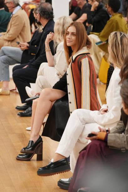 ITA: Tod's - Front Row - Milan Fashion Week - Spring / Summer 2022