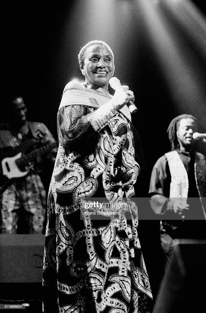Miriam Makeba... : Nieuwsfoto's