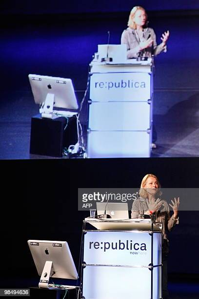 Miriam Meckel Professor for Corporate Communication and Director of the Institute for Media and Communication Management at the Swiss University of...